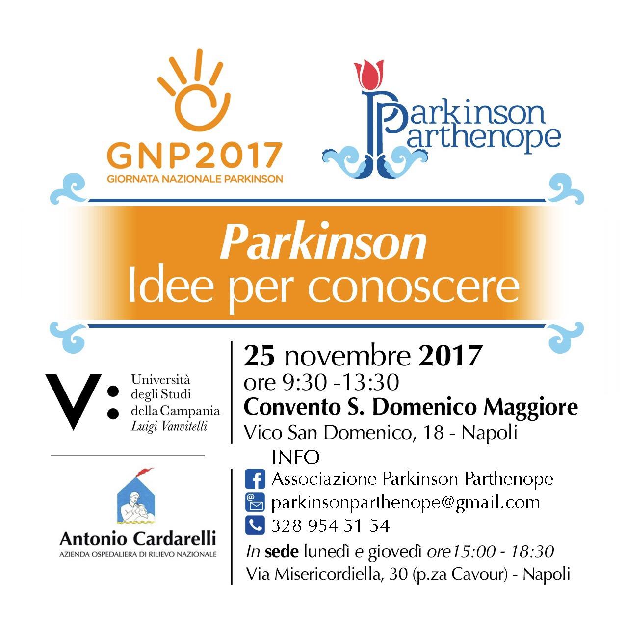 La giornata nazionale della malattia di Parkinson